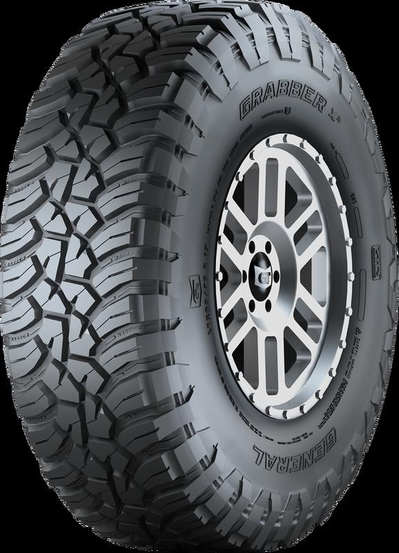 Всесезонная шина General Tire Grabber AT3 265/65R18 114T - фото 4