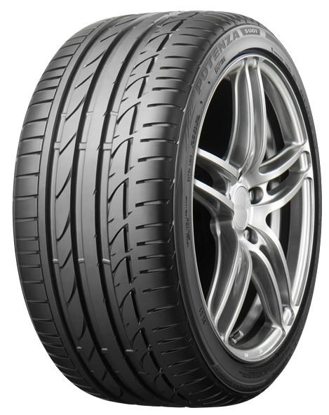 Ћетн¤¤ шина Bridgestone Potenza RE050 225/35 R19 88Y - фото 11