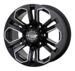 PDW Wheels 6032 Hazard
